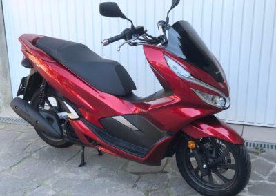 Honda PCX 125 Červená – 2018 ABS