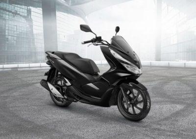Honda PCX 125 Černá – 2018 ABS
