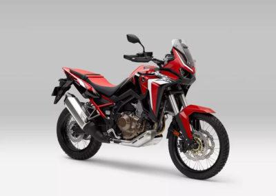 HONDA CRF1100 L AFRICA TWIN 2020 GRAND PRIX RED